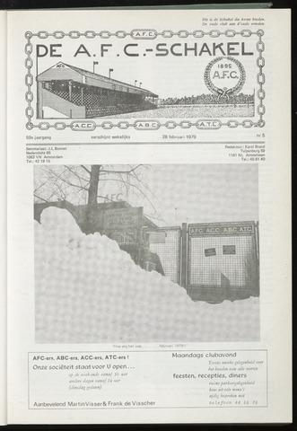 Schakels (clubbladen) 1979-02-28