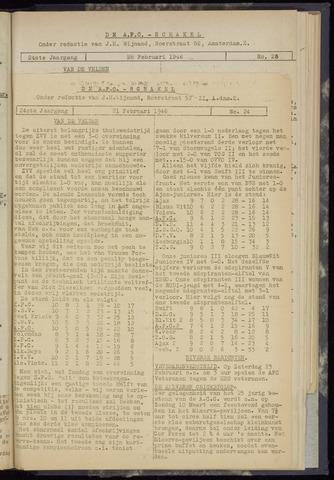Schakels (clubbladen) 1946-02-21