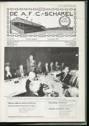 Schakels (clubbladen) 1979-11-14