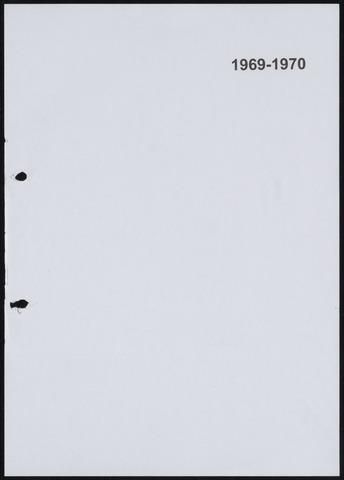 Jaarverslagen 1970-06-01