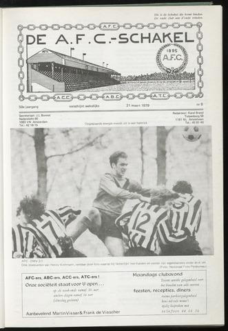 Schakels (clubbladen) 1979-03-21