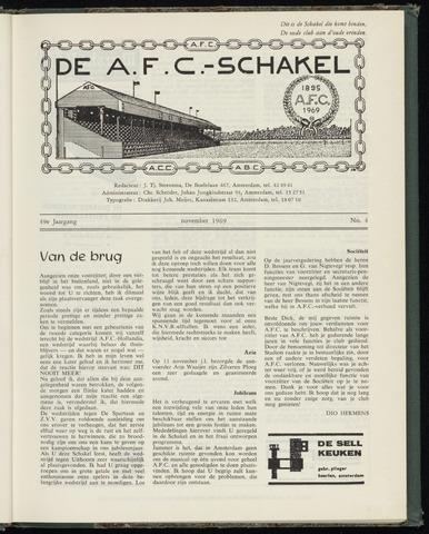Schakels (clubbladen) 1969-11-01