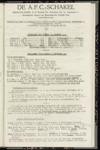 Schakels (clubbladen) 1943-02-04