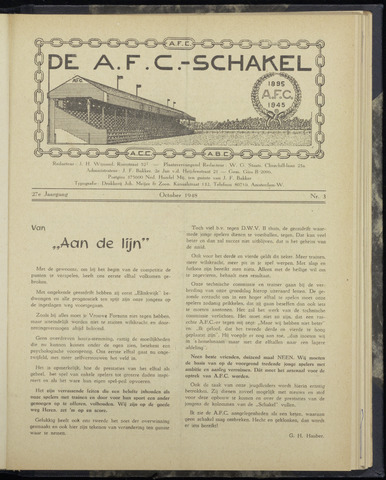 Schakels (clubbladen) 1948-10-01