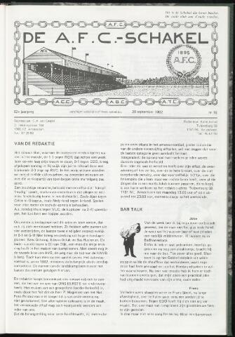 Schakels (clubbladen) 1982-09-29