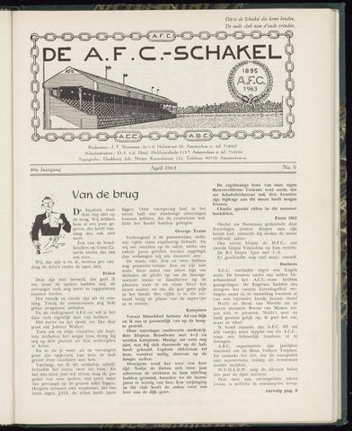Schakels (clubbladen) 1963-04-01