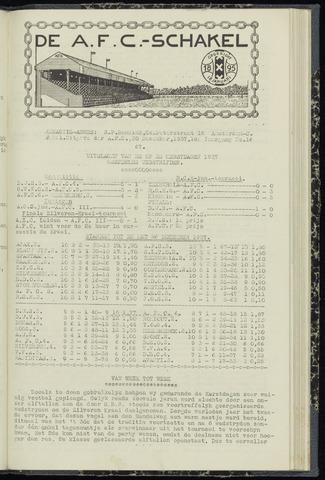 Schakels (clubbladen) 1937-12-30