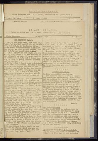 Schakels (clubbladen) 1946-03-14