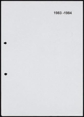 Jaarverslagen 1984-06-01