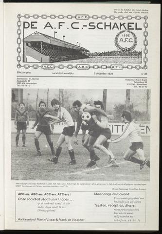 Schakels (clubbladen) 1979-12-05