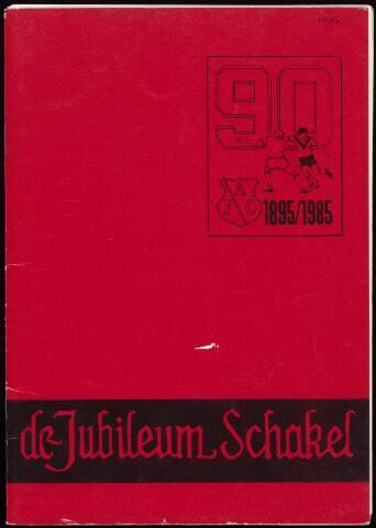 Jubileumboeken 1985