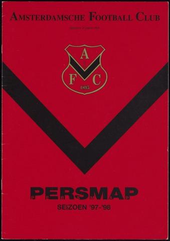 Persmappen 1997