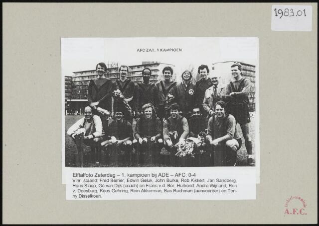 Foto's 1983