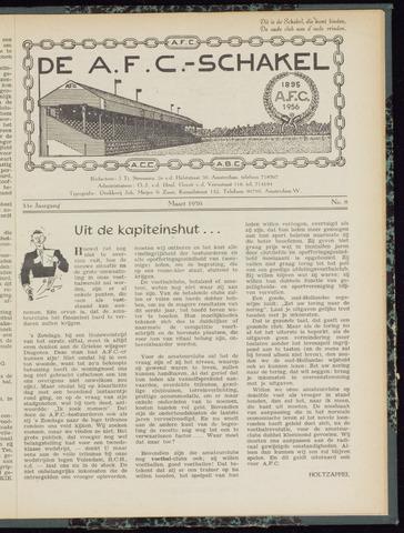 Schakels (clubbladen) 1956-03-01