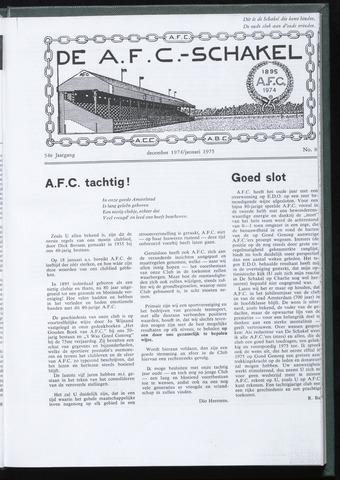 Schakels (clubbladen) 1974-12-01