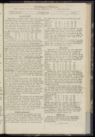 Schakels (clubbladen) 1946-04-25