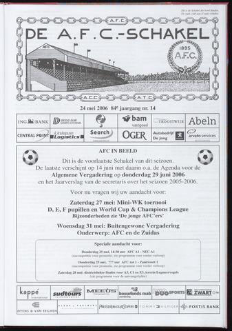Schakels (clubbladen) 2006-05-24