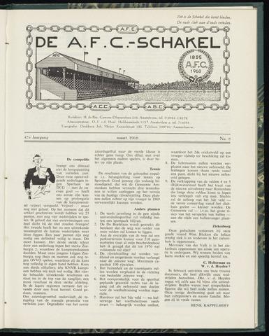 Schakels (clubbladen) 1968-03-01