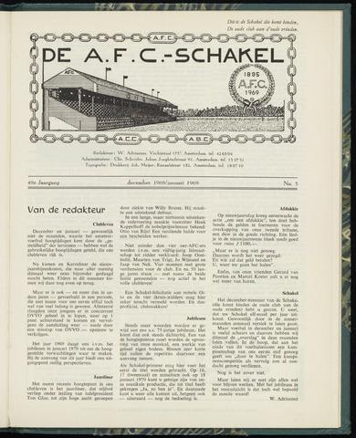 Schakels (clubbladen) 1968-12-01
