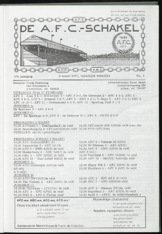 Schakels (clubbladen) 1977-03-02