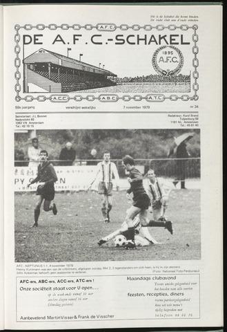 Schakels (clubbladen) 1979-11-07