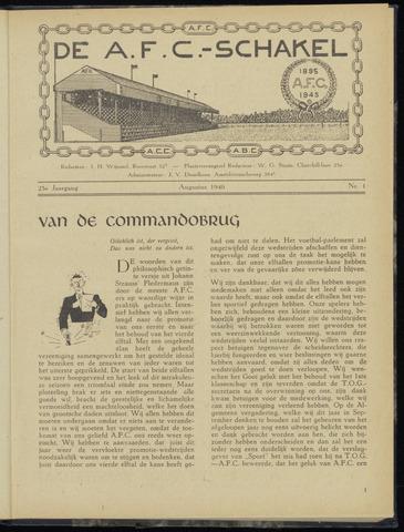Schakels (clubbladen) 1946-08-01