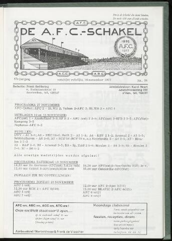 Schakels (clubbladen) 1977-11-16
