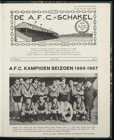 Schakels (clubbladen) 1967-04-01
