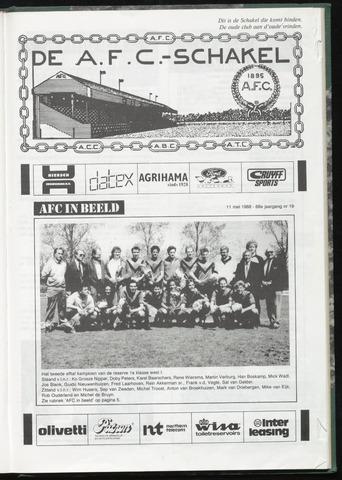 Schakels (clubbladen) 1988-05-11