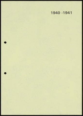Jaarverslagen 1941-06-01