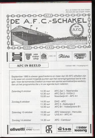 Schakels (clubbladen) 1990-10-03