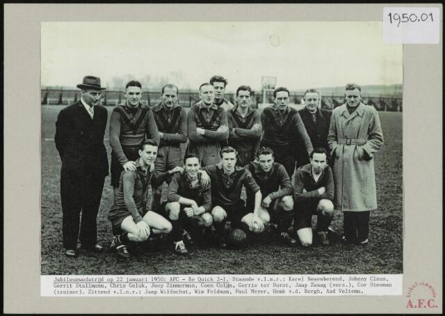 Foto's 1950