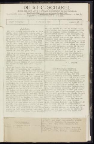 Schakels (clubbladen) 1944-01-06