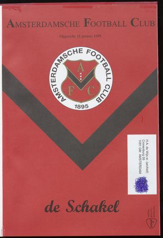 Schakels (clubbladen) 2011-08-18
