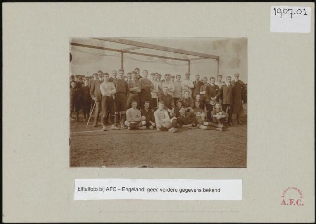Foto's 1907-01-01