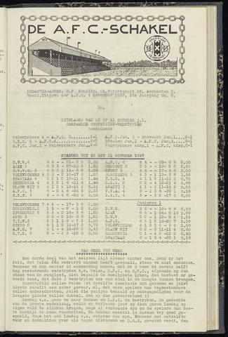 Schakels (clubbladen) 1937-11-04