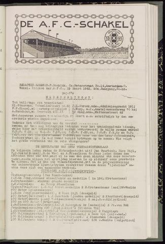 Schakels (clubbladen) 1942-03-19