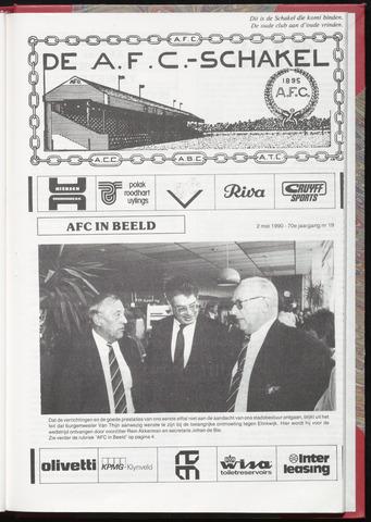 Schakels (clubbladen) 1990-05-02