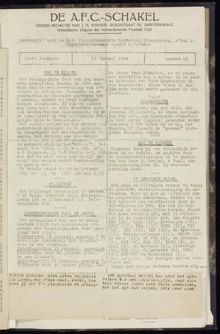 Schakels (clubbladen) 1944-01-13
