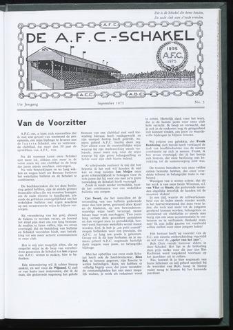 Schakels (clubbladen) 1975-09-01