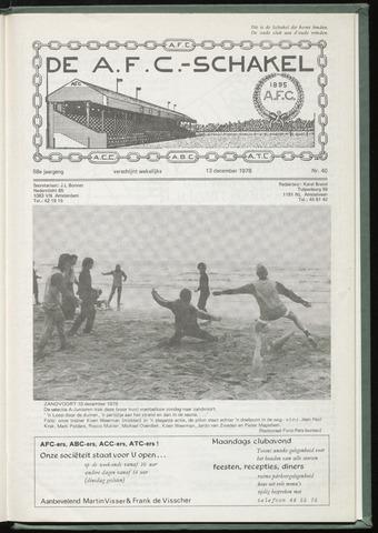 Schakels (clubbladen) 1978-12-13