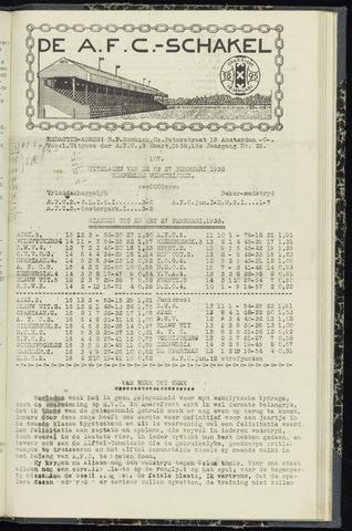 Schakels (clubbladen) 1938-03-03