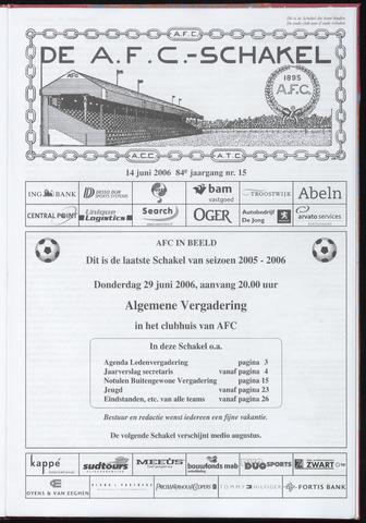 Schakels (clubbladen) 2006-06-14