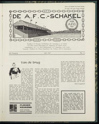 Schakels (clubbladen) 1967-07-01
