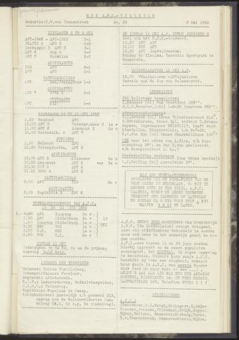 Bulletins (vnl. opstellingen) 1952-05-06