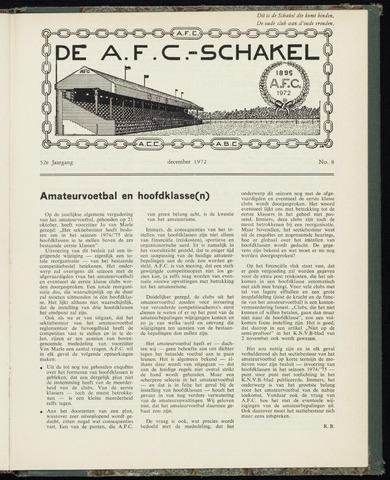 Schakels (clubbladen) 1972-12-01