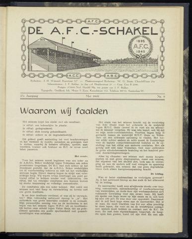 Schakels (clubbladen) 1949-05-01