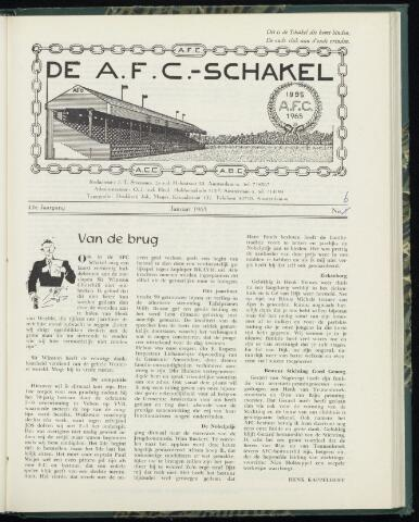 Schakels (clubbladen) 1965
