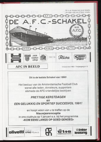 Schakels (clubbladen) 1990-12-12