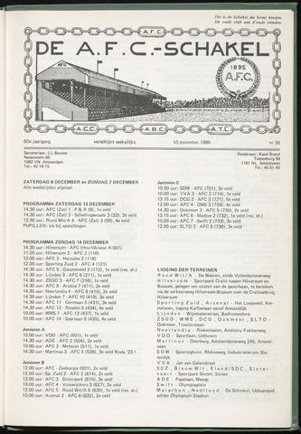 Schakels (clubbladen) 1980-12-10